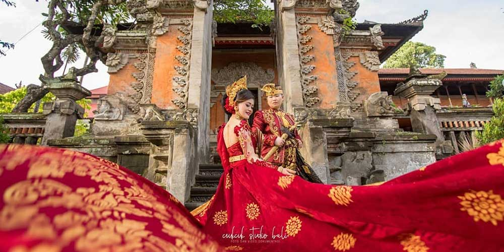 Jasa Prewedding Bali