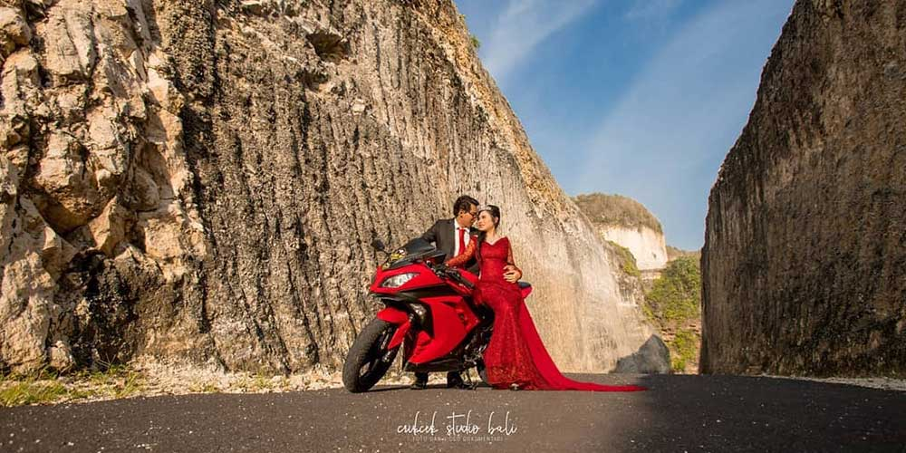 Info Paket Prewedding di Bali